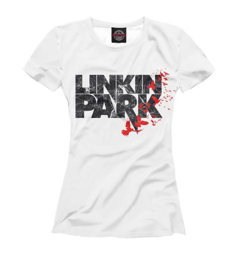 Купить Футболка для девочек Linkin Park LIN-307516-fut-1
