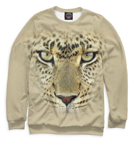 Женский свитшот Леопард