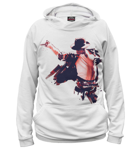 Мужское худи Michael Jackson