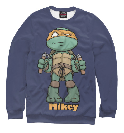 Свитшот Print Bar Mikey 2015 new arrive super league christmas outfit pajamas for boys kids children suit st 004
