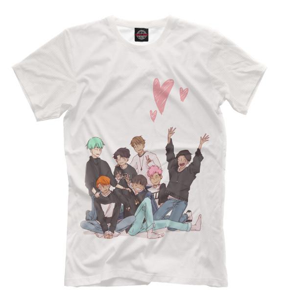 Купить Мужская футболка BTS KPP-943757-fut-2