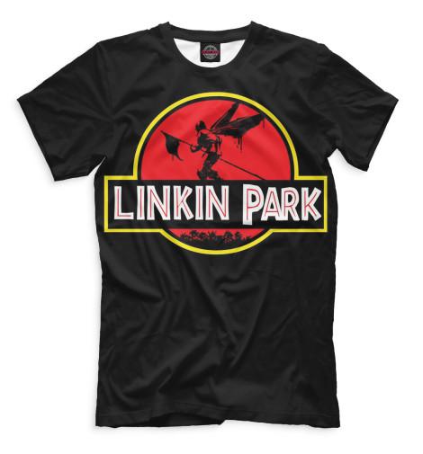 Купить Мужская футболка Linkin Park LIN-308161-fut-2