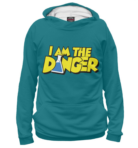 Худи Print Bar I am the Danger the state i am in