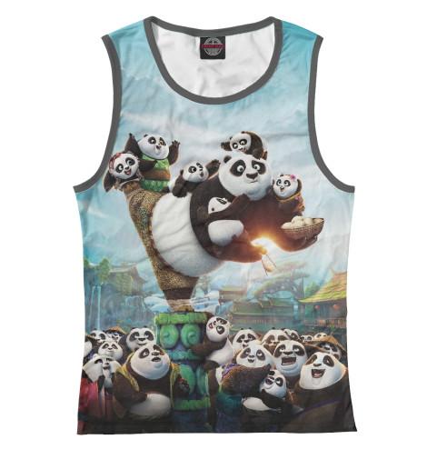 Майка Print Bar Кунг-Фу Панда unice кунг фу панда