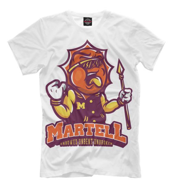 Купить Мужская футболка Дом Мартеллов IGR-319610-fut-2