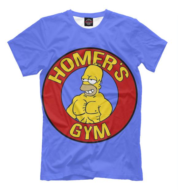Купить Мужская футболка Homer SIM-560794-fut-2