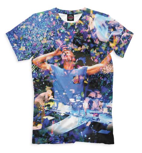 Мужская футболка Chris Martin