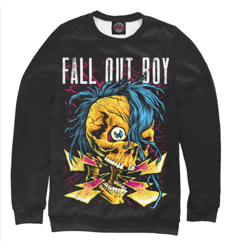 Купить Мужской свитшот Fall Out Boy MZK-846260-swi-2