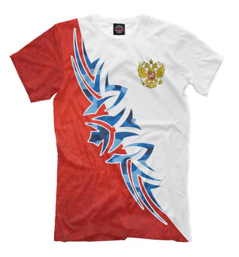 Футболка Print Bar Символика РФ славянская символика в ростове