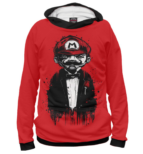 Купить Худи для мальчика Father Super Mario DEN-857313-hud-2