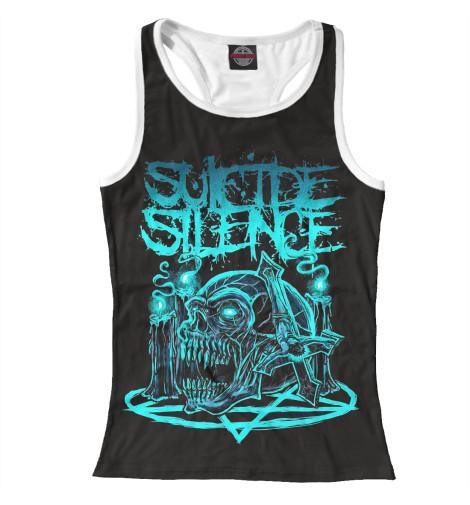 Майка борцовка Print Bar Suicide Silence майка борцовка print bar suicide silence page 5