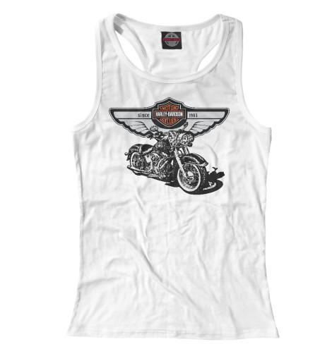 Майка борцовка Print Bar Harley Davidson