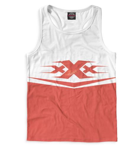 Купить Майка для мальчика Три Икса XXX-877024-mayb-2