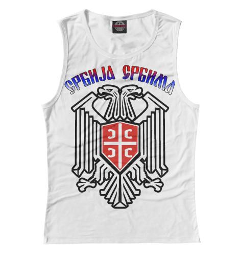 Майка Print Bar Сербия