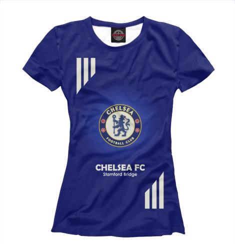 Купить Футболка для девочек FC Chelsea CHL-796077-fut-1