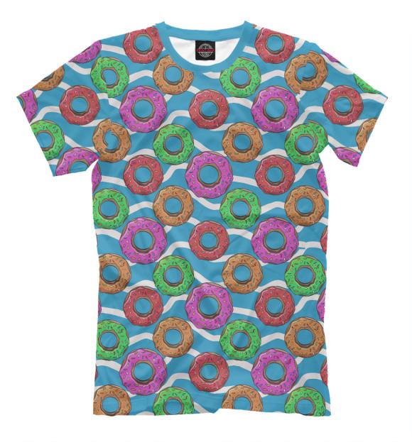Купить Мужская футболка Homer`s Donats SIM-958295-fut-2
