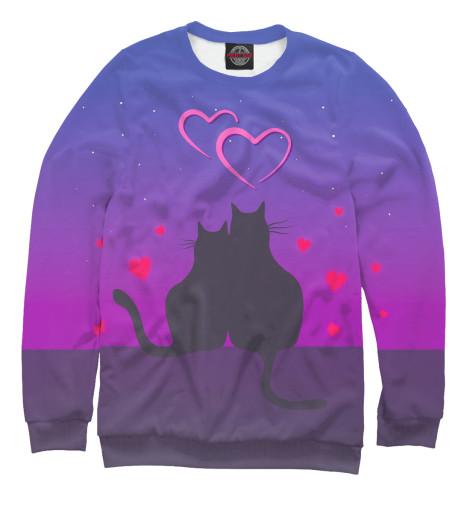 Свитшот Print Bar Cat's desire. Парные футболки. vtoroi tizer htc desire 10 lifestyle i desire 10 pro yje zdes