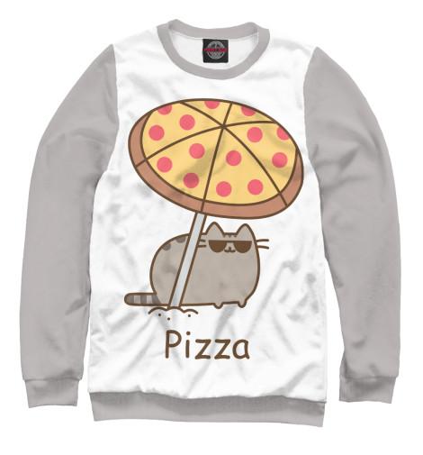 Свитшот Print Bar Pizza свитшот print bar flash pizza