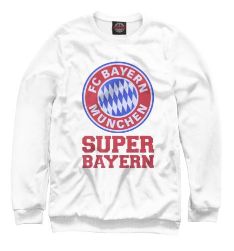 Свитшот Print Bar Super Bayern свитшот print bar wing chun