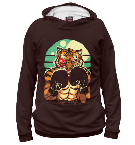Худи Print Bar Eye of the Tiger футболка print bar eye of the tiger