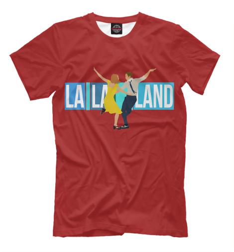 Футболка Print Bar La La Land la la land in concert poznan