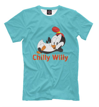Мужская футболка Chilly Willy