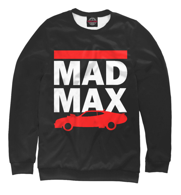 Купить Свитшот для девочек Mad Max KNO-554409-swi-1