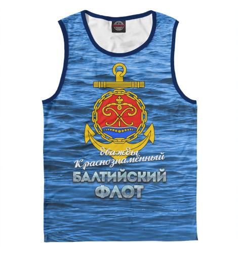 Майка Print Bar Балтийский флот ВМФ