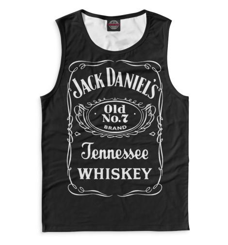 Майка Print Bar Jack Daniels майка print bar jack rabbit