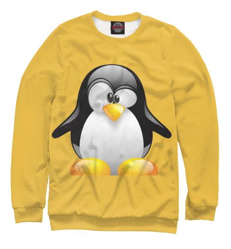 Купить Свитшот для девочек Пингвины PIN-810029-swi-1