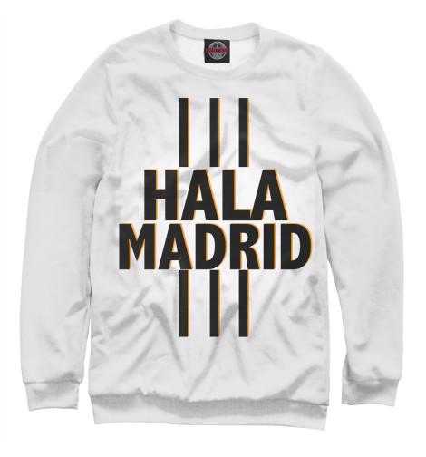 Свитшот Print Bar Hala Madrid tryp madrid centro ex tryp washington 3 мадрид