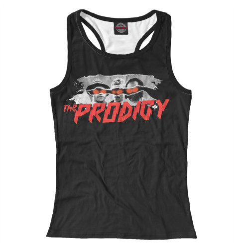 Майка борцовка Print Bar The Prodigy: Invaders Tour игрушки животные tour the world schleich