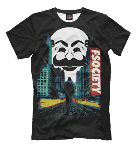 Купить Мужская футболка Mr MRR-269679-fut-2