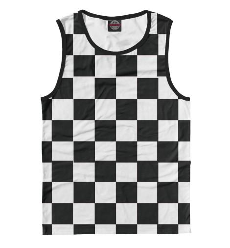 Майка Print Bar Доска шахматная поло print bar доска шахматная