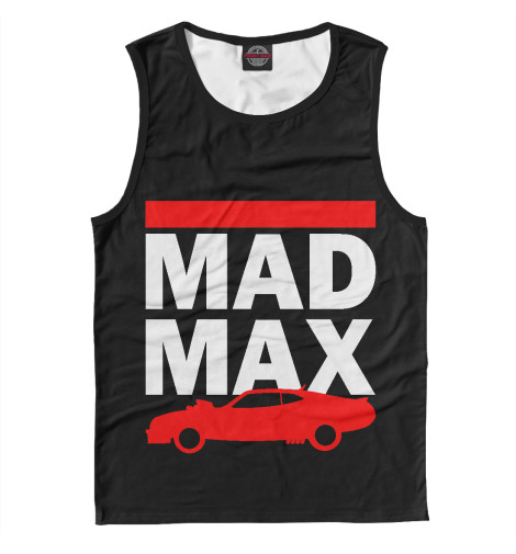Майка Print Bar Mad Max худи print bar mad max page 3