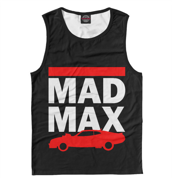 Купить Мужская майка Mad Max KNO-554409-may-2