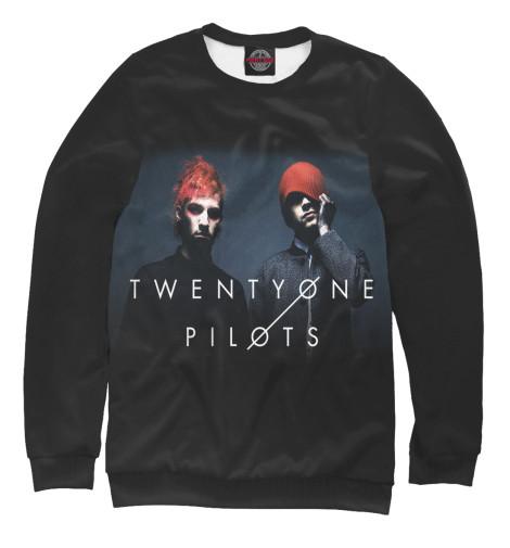 Свитшот Print Bar Twenty One Pilots свитшот print bar twenty one pilots concert in the mask