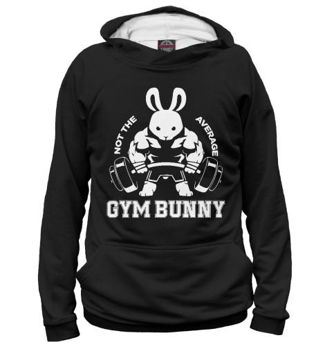 Худи Print Bar Gym Bunny худи print bar gym woof