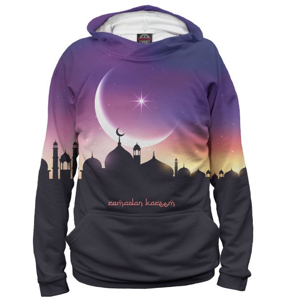 Купить Худи для мальчика Рамадан Карим ISL-225824-hud-2