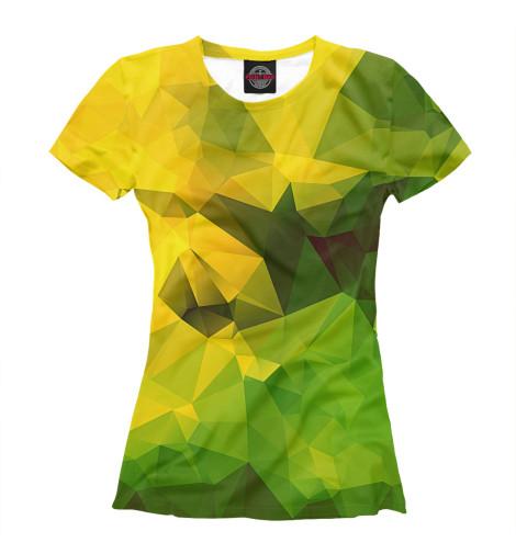 Футболка Print Bar Треугольники футболка print bar цветные треугольники