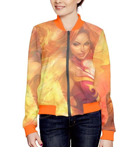 Бомбер Print Bar Lina блуза lina lina li029ewqlv03