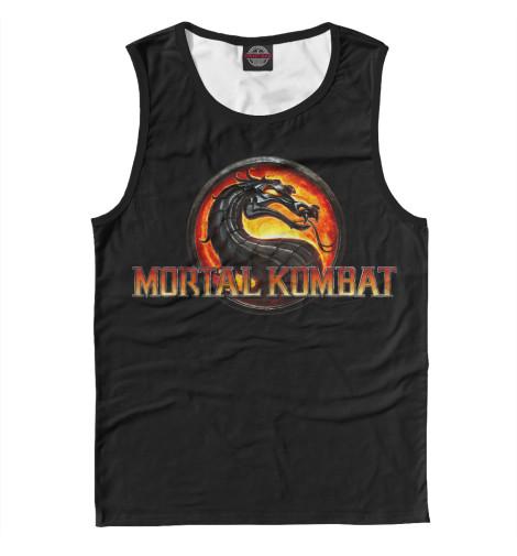 Майка Print Bar Mortal Kombat софтклаб mortal kombat xl