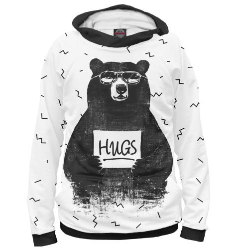 Худи Print Bar Bear Hugs комплекты в кроватку mummys hugs звездный 13 предметов