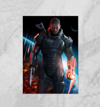 Mass Effect — Шепард