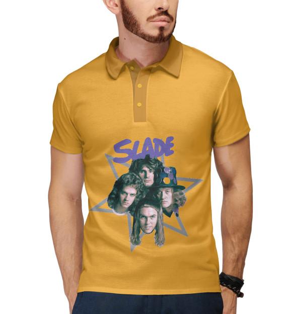 Купить Мужское поло Slade MZK-856039-pol-2