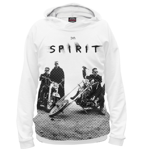 Худи Print Bar Spirit велотренажер spirit fitness xbr25 2017