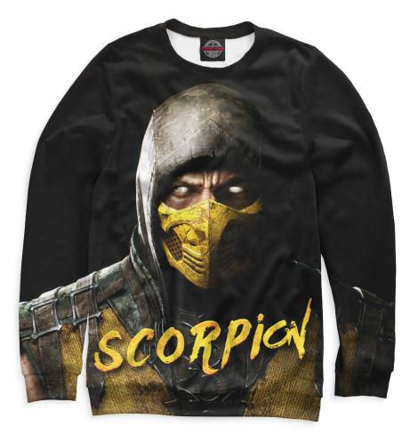 Мужской свитшот Scorpion