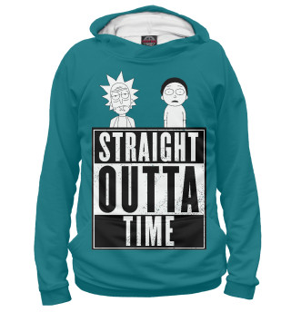 Худи Straight Outta Time