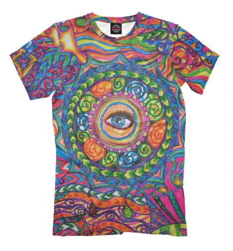 Купить Мужская футболка ОКО PSY-998975-fut-2
