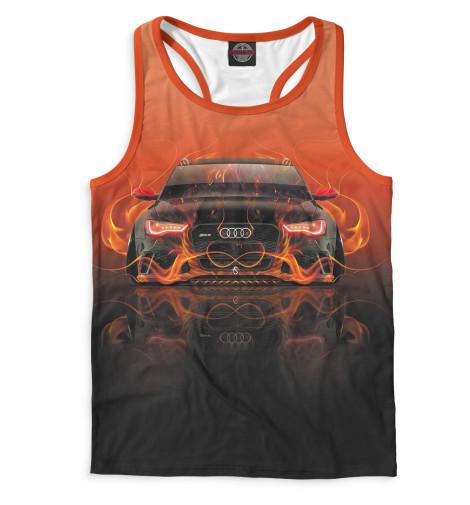 Мужская майка-борцовка Audi RS6